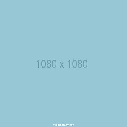 ابعاد پست های مربعی در اینستاگرام