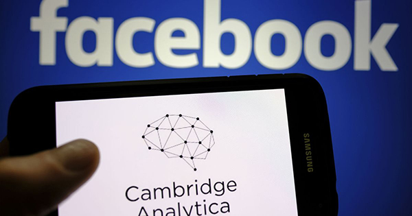 رسوایی Facebook–Cambridge Analytica Data